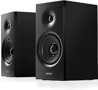 Studio Bookshelf Speaker Black (R1080BT BK)