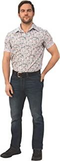 Stranger Things 3 Hopper's Hawaiian Look Costume Top