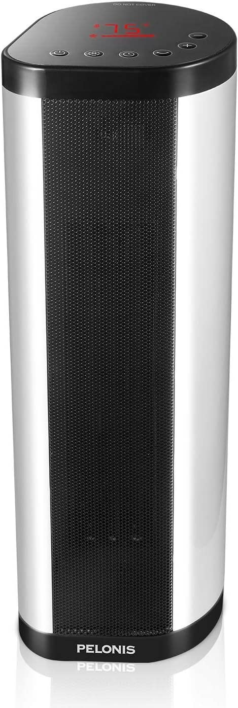 PELONIS NTH15-17BRA Portable 1500W Vertical Horizontal Ceram Max 63% OFF All stores are sold and