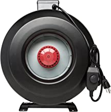 Hydroplanet™ 12-Inch 1500CFM Duct Inline Fan with Built-in Free Variable Speed Controller