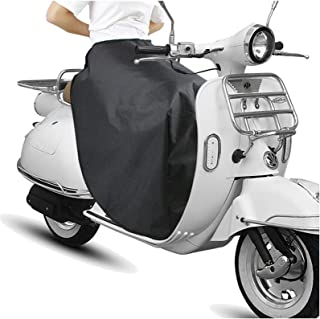 fllyingu Cubrepiernas Moto Mantas T/érmicas,Guantes De Manillar Cubre Piernas para Motos Impermeable Terciopelo para Motocicletas Scooter Electric Cars