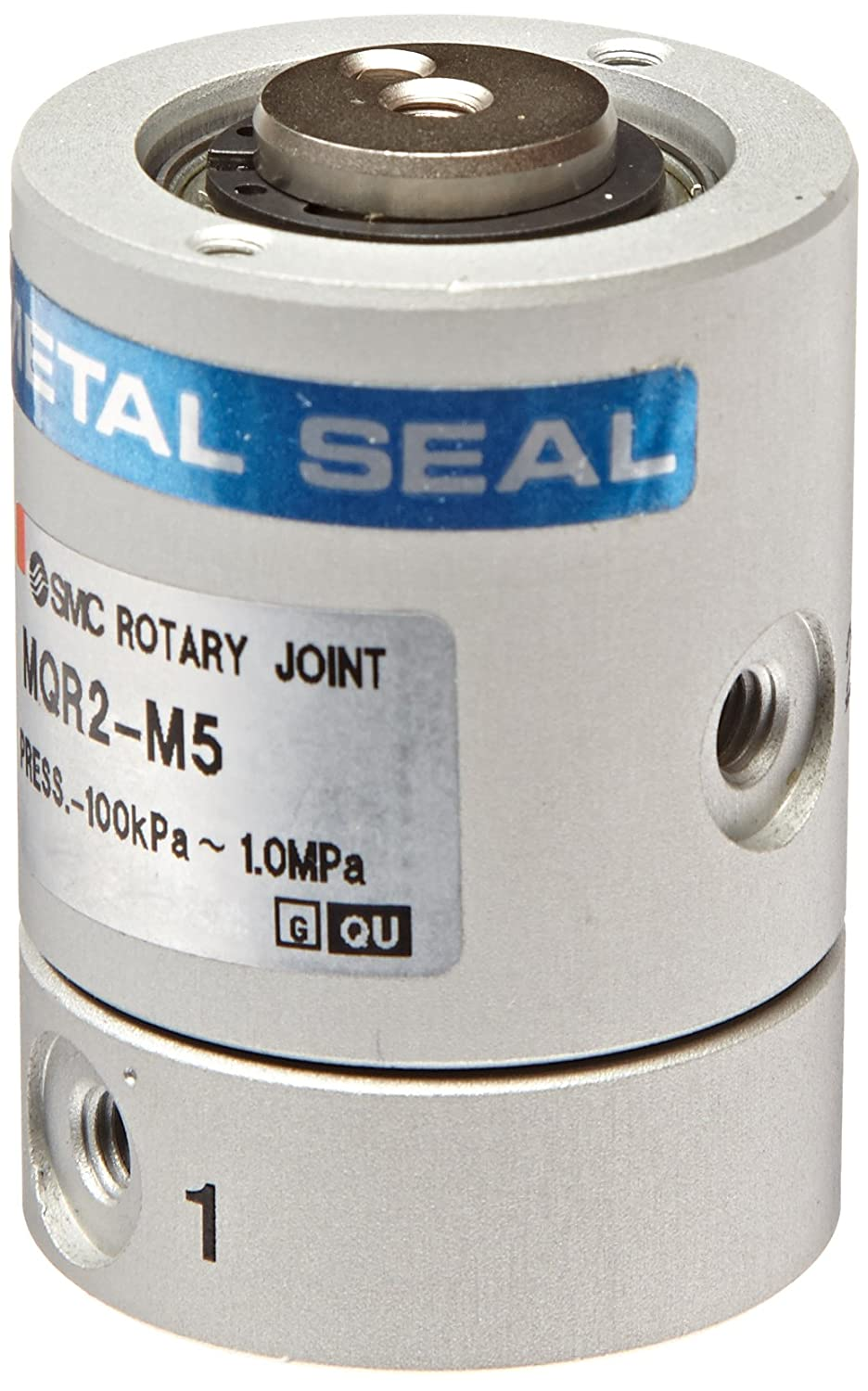 SMC MQR Series Low Torque Metal 2 Circuit Rotary Seal Max 60% OFF Joint M5 Limited time for free shipping