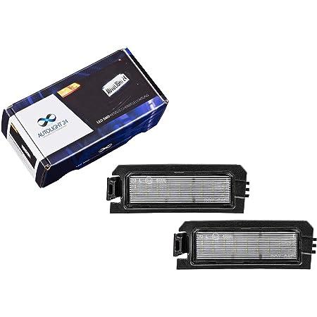 2 luci per targa a LED di ricambio Rio III PICANTO SOUL I II NIRO CANBUS LEDPremium