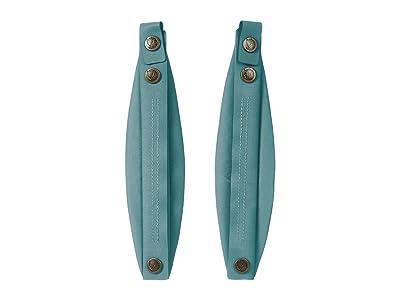 Fjallraven Kanken Mini Shoulder Pads (Frost Green) Wallet