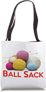 Knitters Gift From Son Gift For Crochet Lovers Mothers Day Gift From Daughter Mom Birthday Present Knitters Bag Knitting Tote Bag