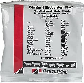 Agrilabs Vitamins & Electrolytes Plus 4oz