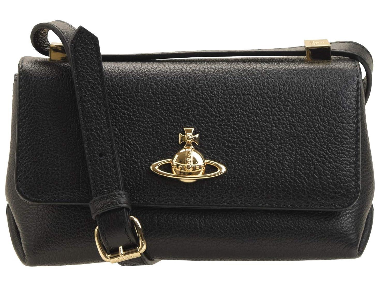 すなわち泥沼性交[ヴィヴィアン ウエストウッド] Vivienne Westwood バッグ バッグ ショルダーバッグ 斜めがけ 43030038 [並行輸入品]