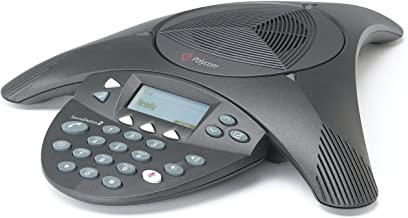 Polycom SoundStation2 Expandable Conference Phone (2201-16000-601)