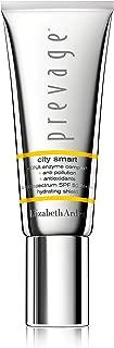 Elizabeth Arden Prevage City Smart Broad Spectrum SPF 50 Hydrating Shield, Anti Pollution Face Moisturizer with Idebenone