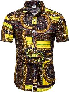 Da Uomo da Palestra King Nuovo Manica Corta Jersey Stretch Slim Fit Camicia Con Colletto Di Marca