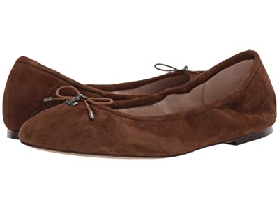 Sam Edelman Felicia (Hazelnut Suede Leather) Women