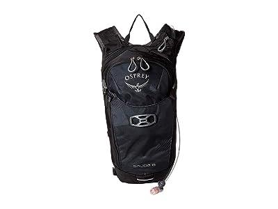 Osprey Salida 8 (Black Cloud) Backpack Bags