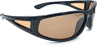 Blue Blocking Polarized Sport Sunglasses for men or women 100% UVA/UVB Copper Lens