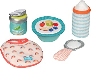 """Manhattan Toy Stella Collection Baby Doll Feeding Set for 12"""" and 15"""" Dolls"""