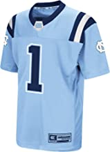 Colosseum North Carolina Tarheels UNC Youth Football Jersey Replica Jersey Tee
