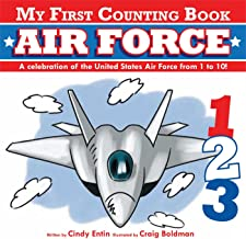 My First Counting Book: Airforce