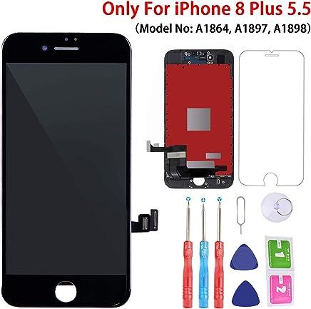 size 40 09b2e d819b Amazon.com: iPhone 8 Plus - Replacement Parts / Accessories: Cell ...