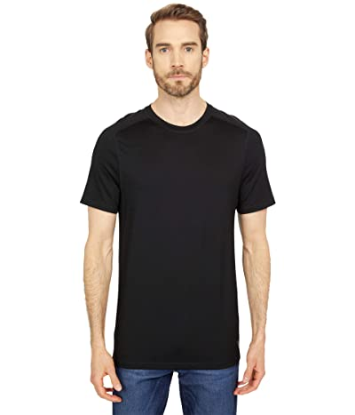Smartwool Merino Sport 150 Tech Tee (Black) Men