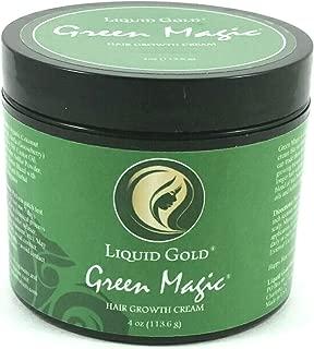 Green Magic Hair Growth Cream