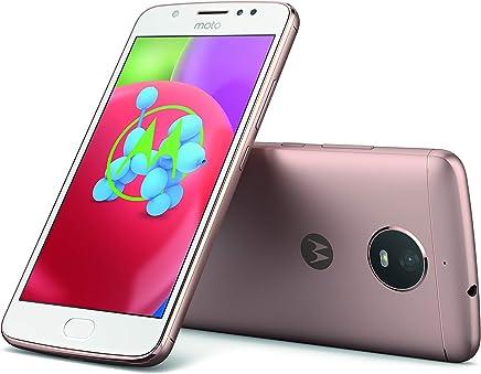 Motorola Moto E4 Dual SIM - 16GB, 2GB RAM, 4G LTE, Blush Gold