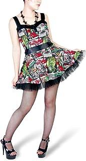 a194c54f00e Amazon.fr             avec          - Hell Bunny   Robes   Femme ...