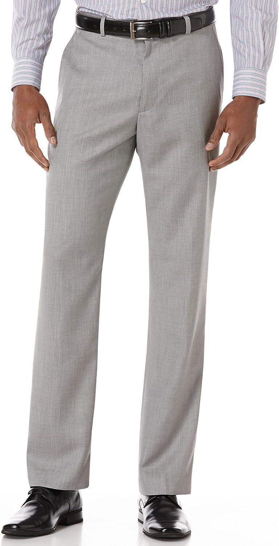 Perry Ellis Men's Big-Tall Texture PVL Pant at  Men's Clothing store