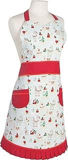 Now Designs Betty Apron, Fa La La La Llama