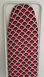 J&J home fashion Readypress Over The Door, Ironing Board Cover with pad 42x14inch(03)