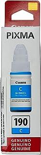 Refil de Tinta GI-190, Canon, Ciano