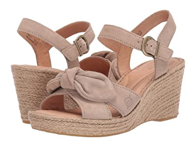 Born Monticello (Taupe Suede) Women