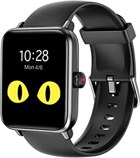 LETSCOM Smart Watch for Android Phones Compatible with...