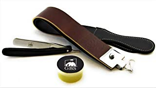 GBS Shave Ready Black Wood Finish 5/8