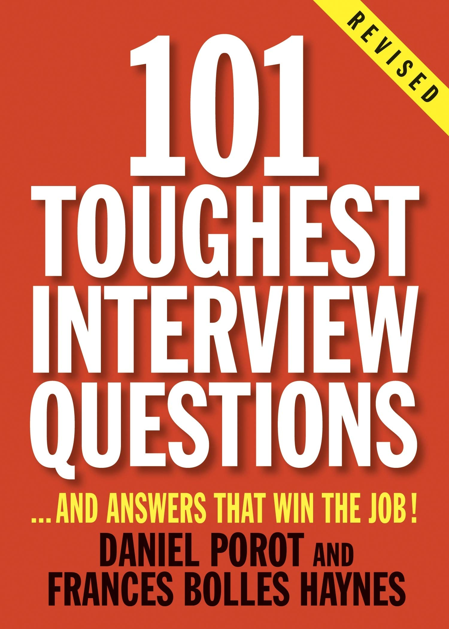 Image Of101 Toughest Interview Questions: And Answers That Win The Job! (101 Toughest Interview Questions & Answers That Win The Job)