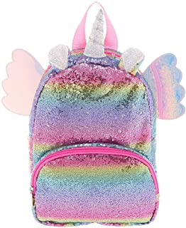 claire's unicorn backpack