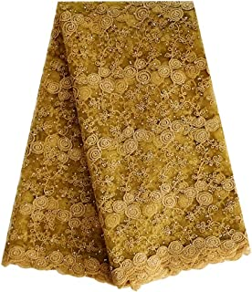 Best african swiss lace fabrics wholesale Reviews