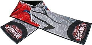 Spiderman 2200000400 - Bufanda Polar para niños, Color Lila