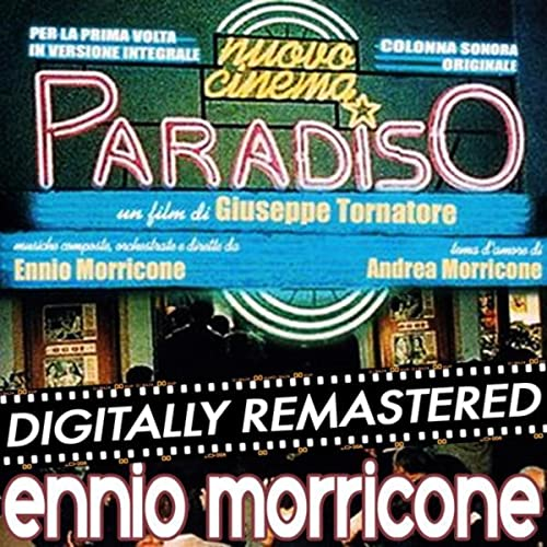 Nuovo Cinema Paradiso (Original Motion Picture Soundtrack) (Remastered Edition)