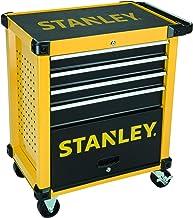 Stanley atölye arabası (dört çekmece, donatılmıştır, nine Module) FMHT0–80442