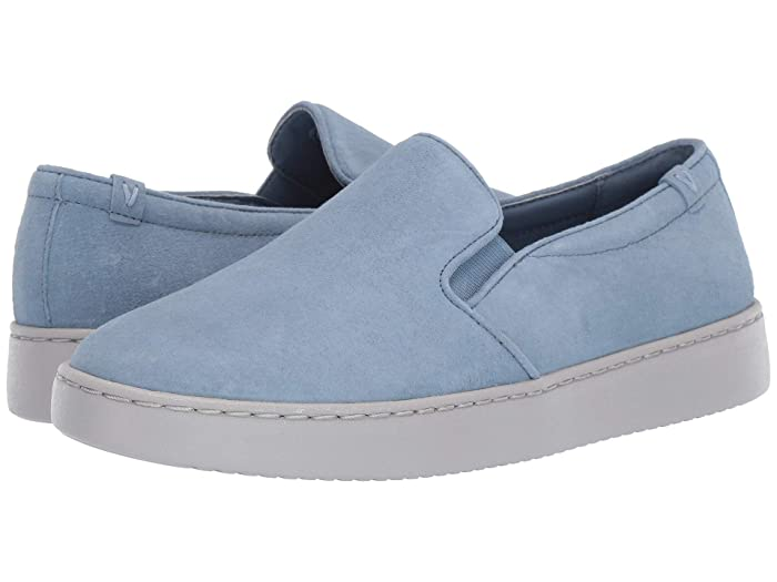 VIONIC  Avery Pro Suede (Light Blue) Womens  Shoes