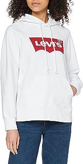 Levi's Graphic Sport Hoodie Sudadera con Capucha para Mujer