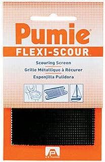 U.S. Pumice FLEX-12 C BDH1220AV Flexible Scrubbing Household, Abrasive Grit Screen, Clean Grills, Remove Carbon, Rust and Scale, 5.5