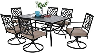 Best outdoor swivel furniture Reviews