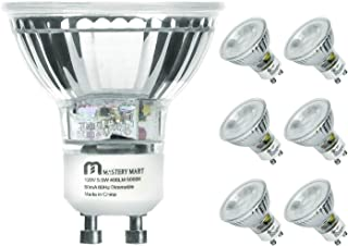 Best led bulb gu10 400 lumen 5 pcs Reviews