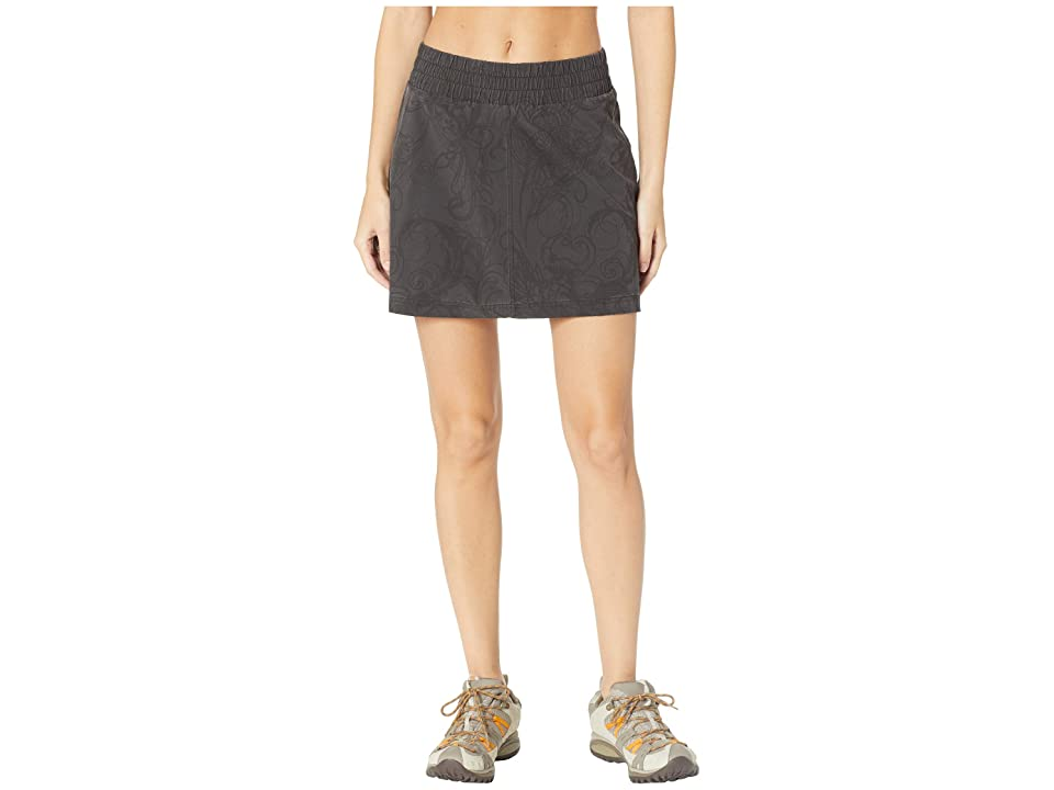 Skirt Sports Boulder Skirt (Black Starlet Print) Women