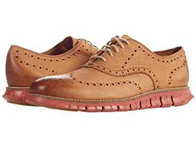 Cole Haan Zerogrand Wing Ox (Taos Nubuck) Men