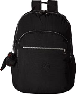 Kipling seoul computer backpack white dot 1fab9cc6a15ea