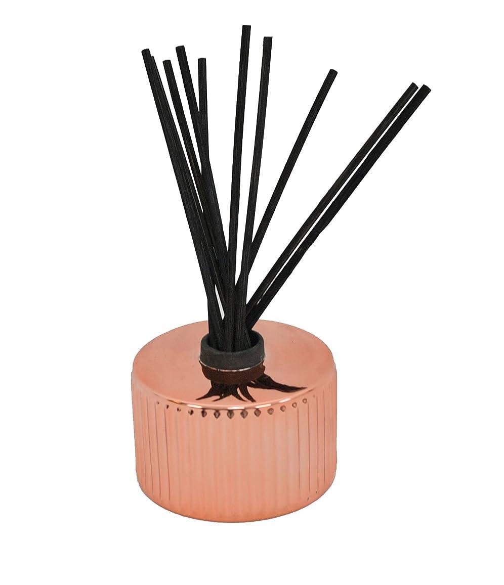 人質日騒ぎCapri Blue Gilded Muse Reed Diffuser - Pink Grapefruit & Prosecco 230ml/7.75oz並行輸入品