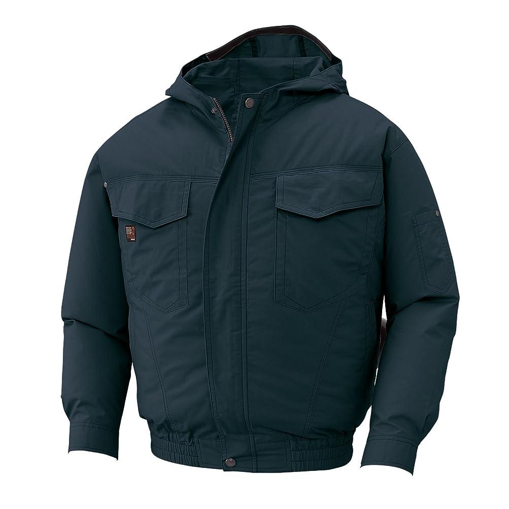 相談する周術期法律によりサンエス 空調服 空調風神服 フード付長袖ワークブルゾン 服のみ KU91410
