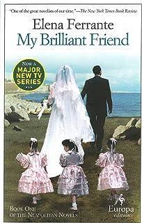 [Elena Ferrante]-Mi brillante amiga- Novelas napolitanas, libro uno (SoftCover)