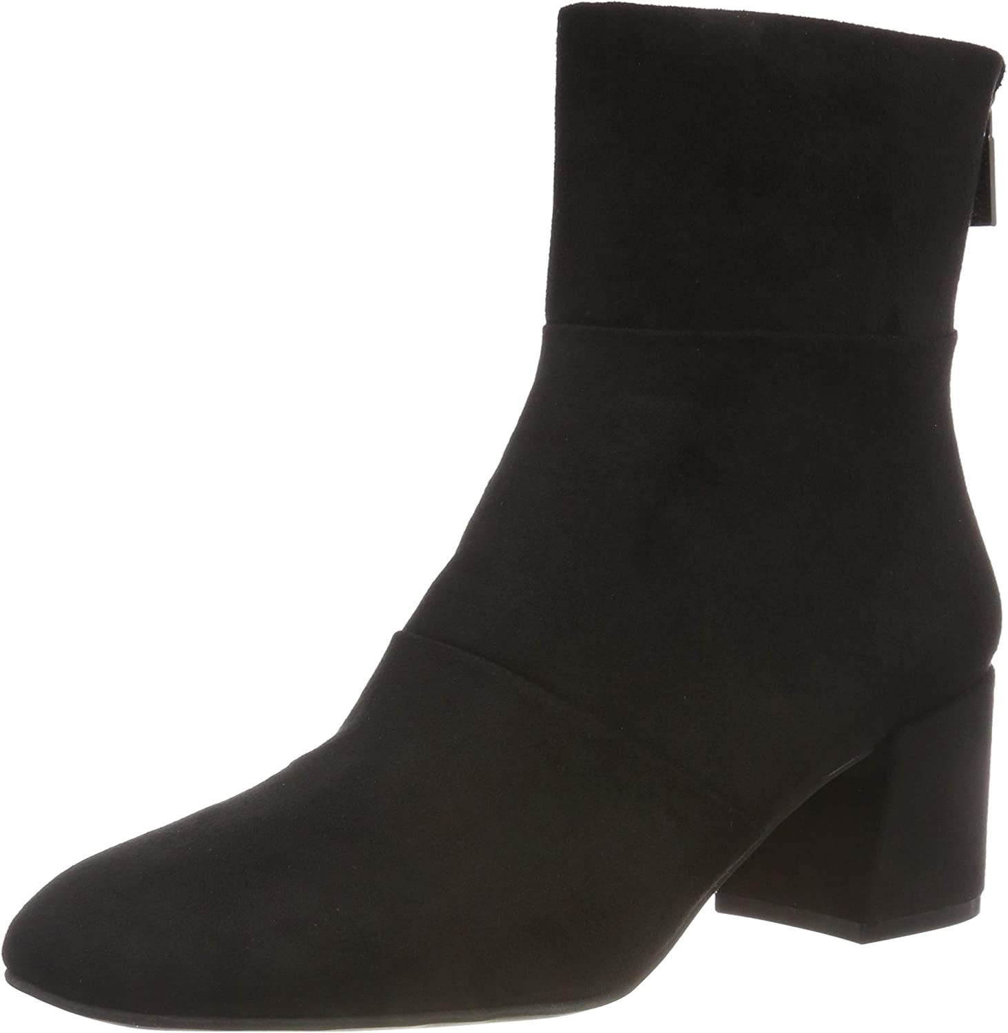 Kenneth Cole New York Womens Eryc Square Toe Ankle Bootie Ankle Boot